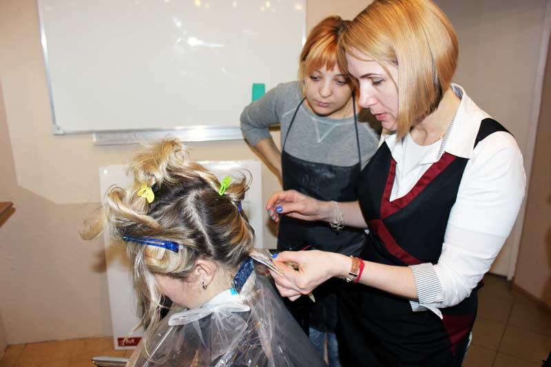 Курсы парикмахеров