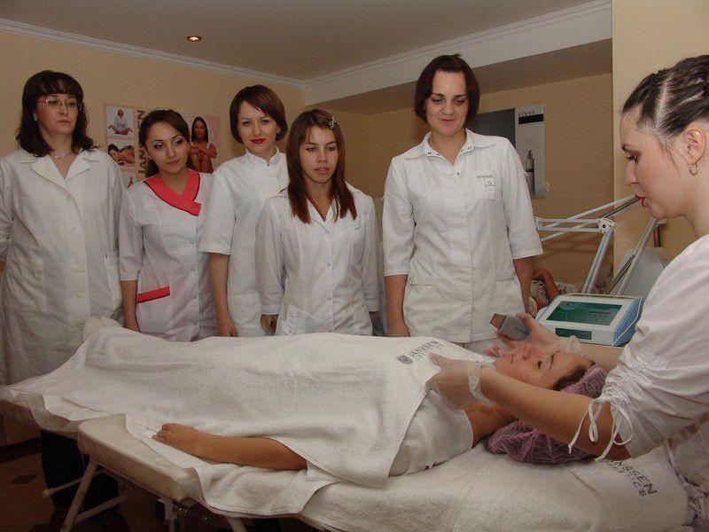 Курсы косметика без медицинского образования в москве