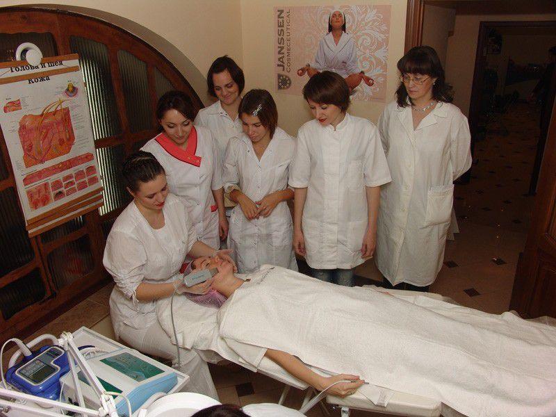 Косметология в москве без медицинского образования
