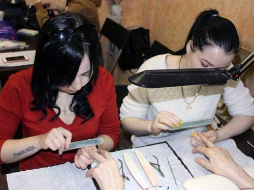 Обучение на курсах маникюра и педикюра Учебный Центр «Образование 21 век»