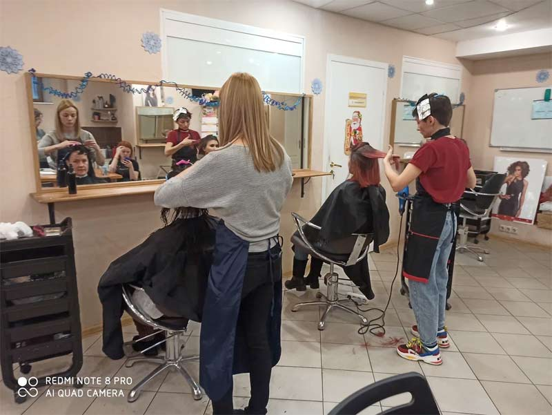 Учебный Центр Образование 21 века - курсы парикмахеров
