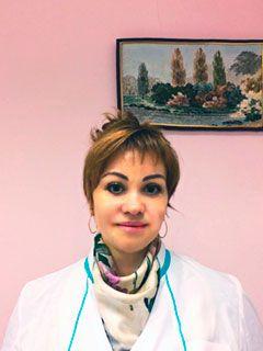 Евдокимова Ирина Николаевна